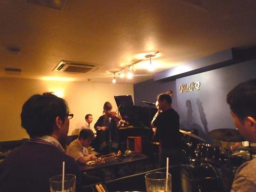 渋谷KO-KO 9月28日(火)~10月3日(日)ライブ&ジャム・セッション_f0066211_20102350.jpg