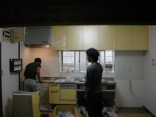 Ⅰ様邸(安佐南区・サンハイツ)オール電化&キッチンリフォーム_d0125228_1653145.jpg