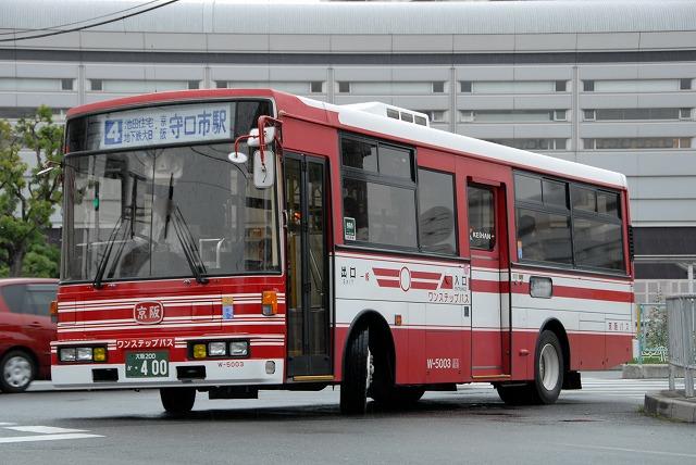 京阪バス~日産ディーゼルRMワンステップバス~_a0164734_23453116.jpg