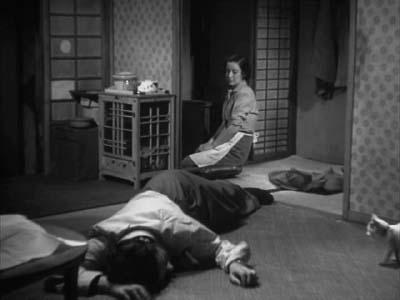 成瀬巳喜男監督『めし』(東宝映画、1951年) その2  _f0147840_23582735.jpg