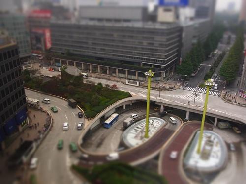 新宿西口ターミナル