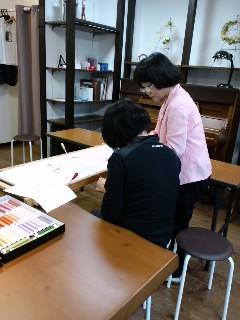 2回目の体験会(日本刺繍)_f0180576_10284579.jpg