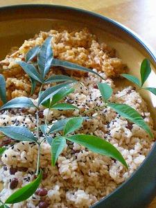 松茸ご飯の季節。_e0168583_16525023.jpg