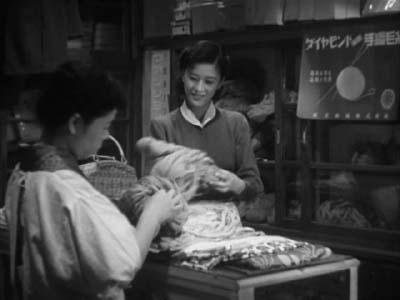 成瀬巳喜男監督『めし』(東宝映画、1951年) その2  _f0147840_0104270.jpg