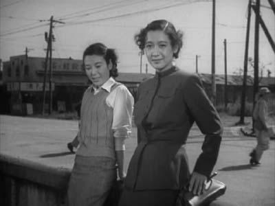 成瀬巳喜男監督『めし』(東宝映画、1951年) その2  _f0147840_0212645.jpg