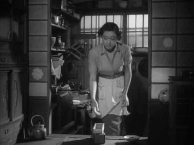 成瀬巳喜男監督『めし』(東宝映画、1951年) その2  _f0147840_061983.jpg