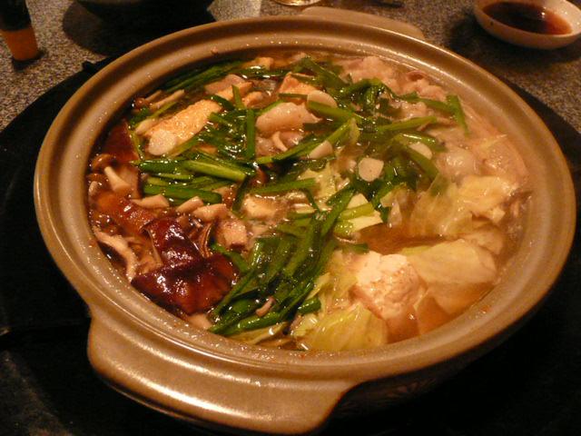 「もつ鍋」を食べました♪_f0099147_22413722.jpg