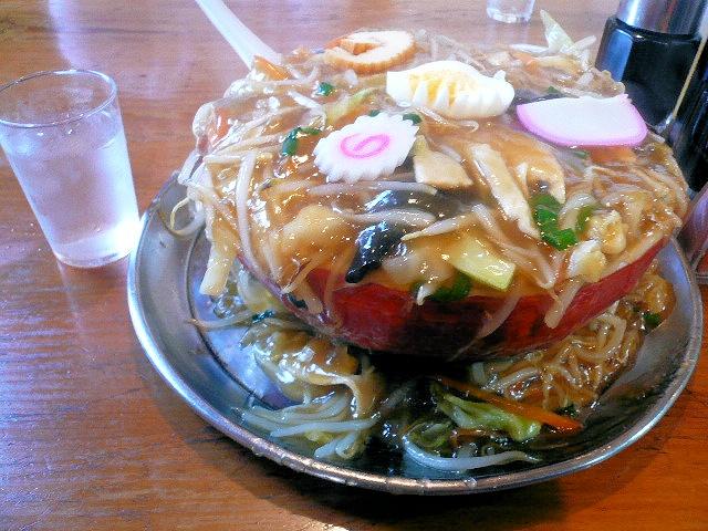 多い事はいい事だ!『ぼんち食堂』の中華丼を食べてきた。_b0151362_224026.jpg