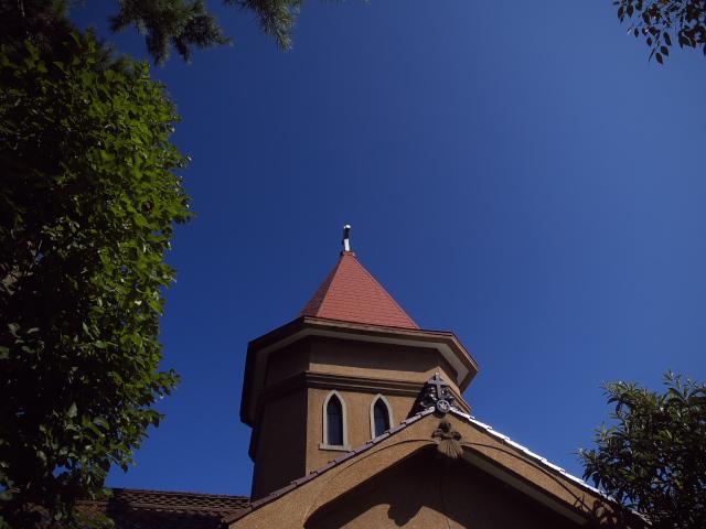 故郷の風景 教会_f0024992_10191674.jpg
