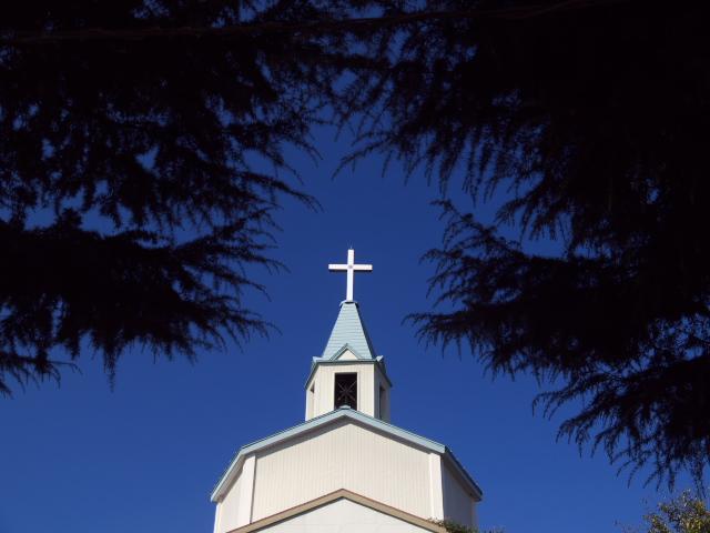故郷の風景 教会_f0024992_10193635.jpg
