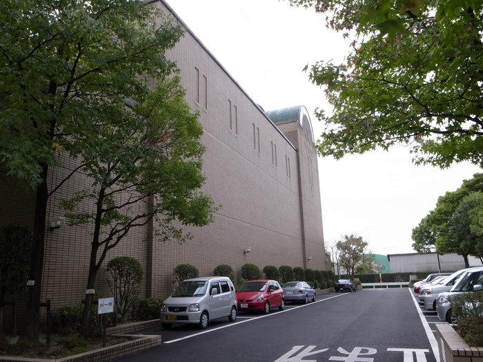 佐伯区民文化センターとその周辺_c0116915_081058.jpg