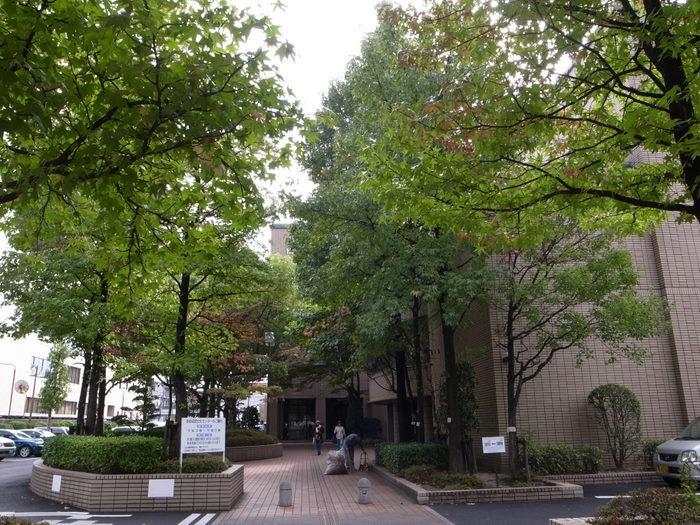 佐伯区民文化センターとその周辺_c0116915_082433.jpg