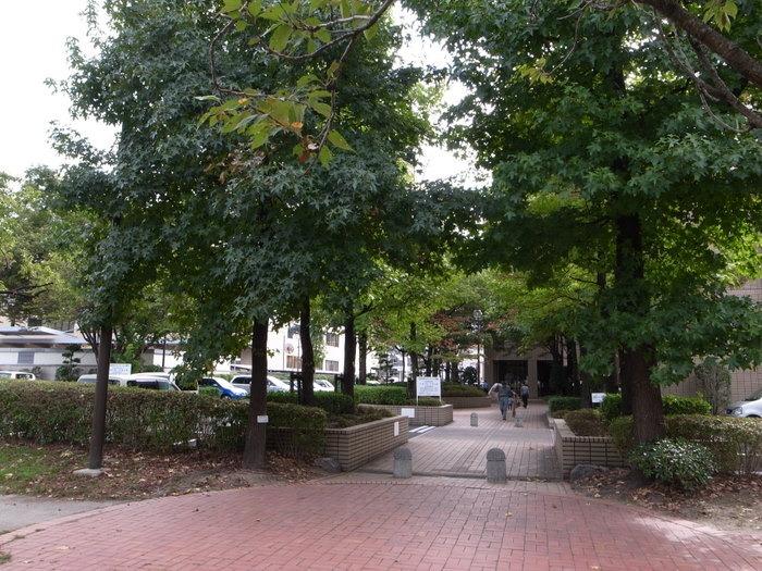 佐伯区民文化センターとその周辺_c0116915_092922.jpg
