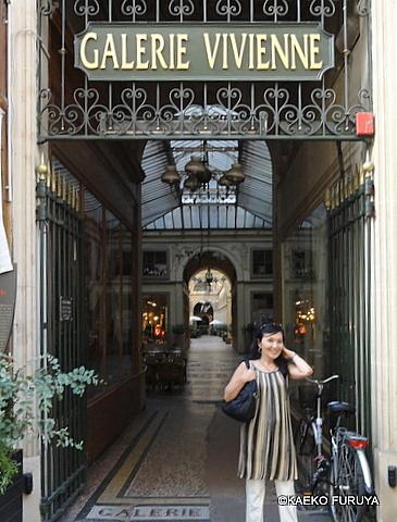 パリ パッサージュ巡り Ⅰ_a0092659_22492442.jpg