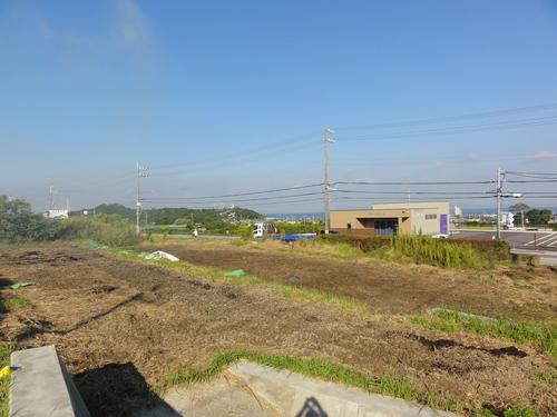 H12年10月 岬高校「山海人プロジェクト:菜の花畑」_c0108460_16152741.jpg
