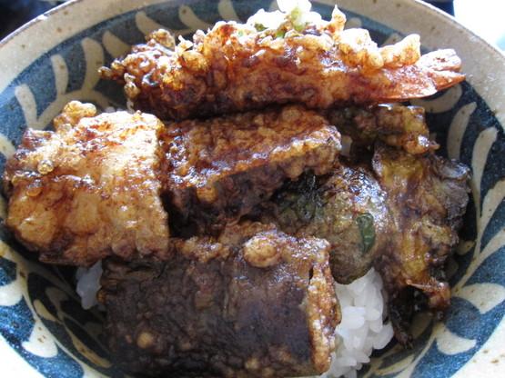 soba & tempura._c0153966_20572557.jpg