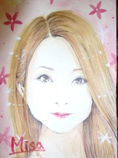 朝倉美沙公式ブログ『みさのへや』        misanoheya.exblog.jp