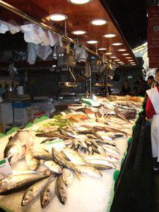 地中海クルーズ3日目 バルセロナ・サンジョセップ市場_e0030586_1834363.jpg