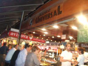 地中海クルーズ3日目 バルセロナ・サンジョセップ市場_e0030586_1834745.jpg