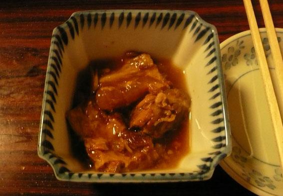 能代名物B級グルメ豚なんこつ:煮込屋_e0054299_16545951.jpg