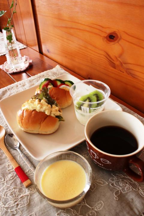 おうちcafe・・・*_f0181000_845551.jpg