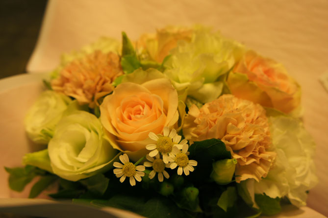 Wedding Season 到来_f0201310_17244882.jpg