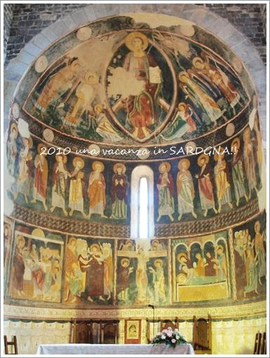 12世紀の教会@サルデニア La Basilica della Santissima Trinita\' di Saccargia_f0229410_15461534.jpg