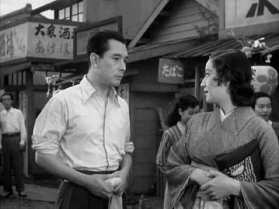 成瀬巳喜男監督『めし』(東宝映画、1951年) その4_f0147840_035727.jpg
