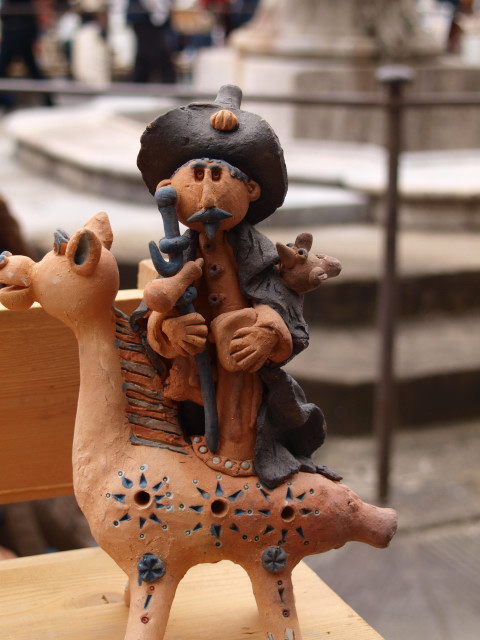 陶器市のご案内がこの方から・・・・行ってきました!!_c0179785_161599.jpg