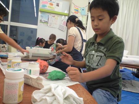 松井山手教室~野菜かご作り~_f0215199_12133766.jpg