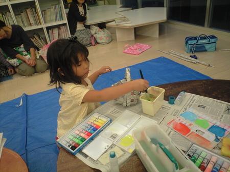 松井山手教室~野菜かご作り~_f0215199_12142040.jpg