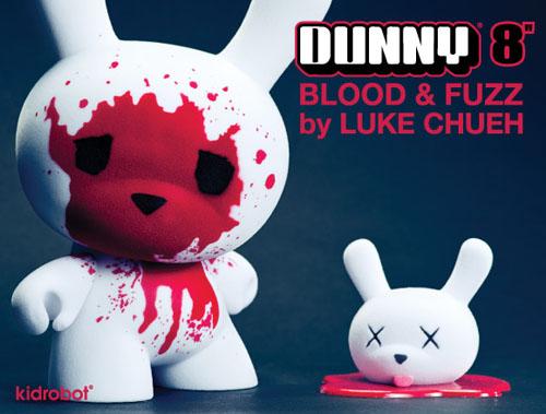 こういう8インチを待っていた、ルーク・チューの血まみれダニー。_a0077842_211897.jpg