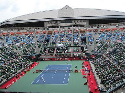 ジャパンオープンテニスに行ってきました_a0151444_10295419.jpg