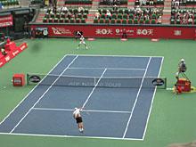 ジャパンオープンテニスに行ってきました_a0151444_10362087.jpg
