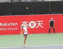 ジャパンオープンテニスに行ってきました_a0151444_10363821.jpg