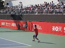 ジャパンオープンテニスに行ってきました_a0151444_10403126.jpg