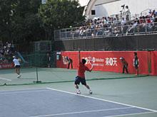 ジャパンオープンテニスに行ってきました_a0151444_10404315.jpg