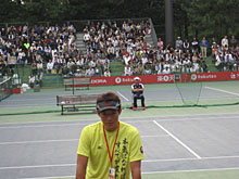 ジャパンオープンテニスに行ってきました_a0151444_10444639.jpg