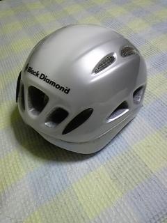 誰かヘルメット買い取ってくれ~!_b0156456_20573069.jpg