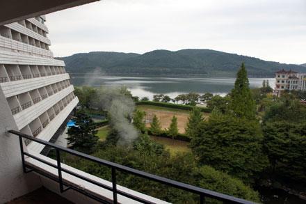 慶州普門湖畔のホテル ホテルコンコード慶州 韓国の旅 2010年10月(2)_f0117059_1002093.jpg