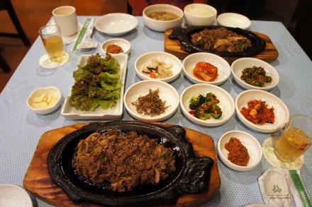 慶州普門湖畔のホテル ホテルコンコード慶州 韓国の旅 2010年10月(2)_f0117059_9582015.jpg