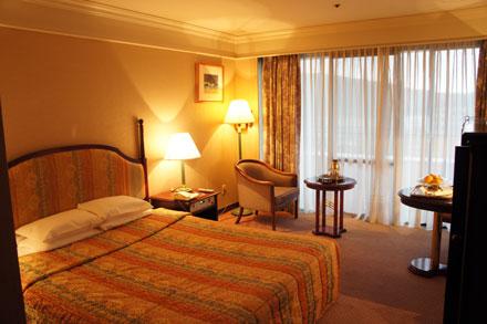 慶州普門湖畔のホテル ホテルコンコード慶州 韓国の旅 2010年10月(2)_f0117059_9591043.jpg