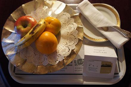 慶州普門湖畔のホテル ホテルコンコード慶州 韓国の旅 2010年10月(2)_f0117059_959447.jpg