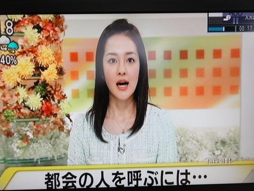 「大人の林間・臨海学校」 NHK全国ニュースで放映!!_c0108460_157557.jpg