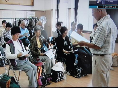 「大人の林間・臨海学校」 NHK全国ニュースで放映!!_c0108460_1593024.jpg