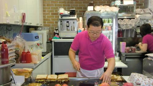 初めてのソウル ♪ ⑦ ホボントーストの朝食 南大門市場でお買い物!_f0236260_183809.jpg