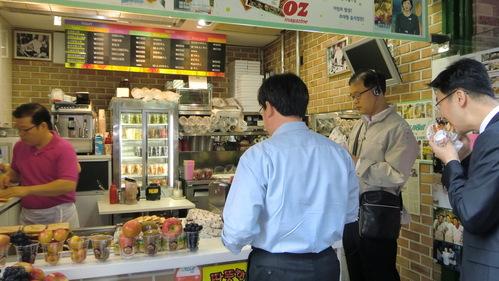 初めてのソウル ♪ ⑦ ホボントーストの朝食 南大門市場でお買い物!_f0236260_18382938.jpg