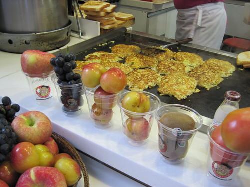 初めてのソウル ♪ ⑦ ホボントーストの朝食 南大門市場でお買い物!_f0236260_1840579.jpg