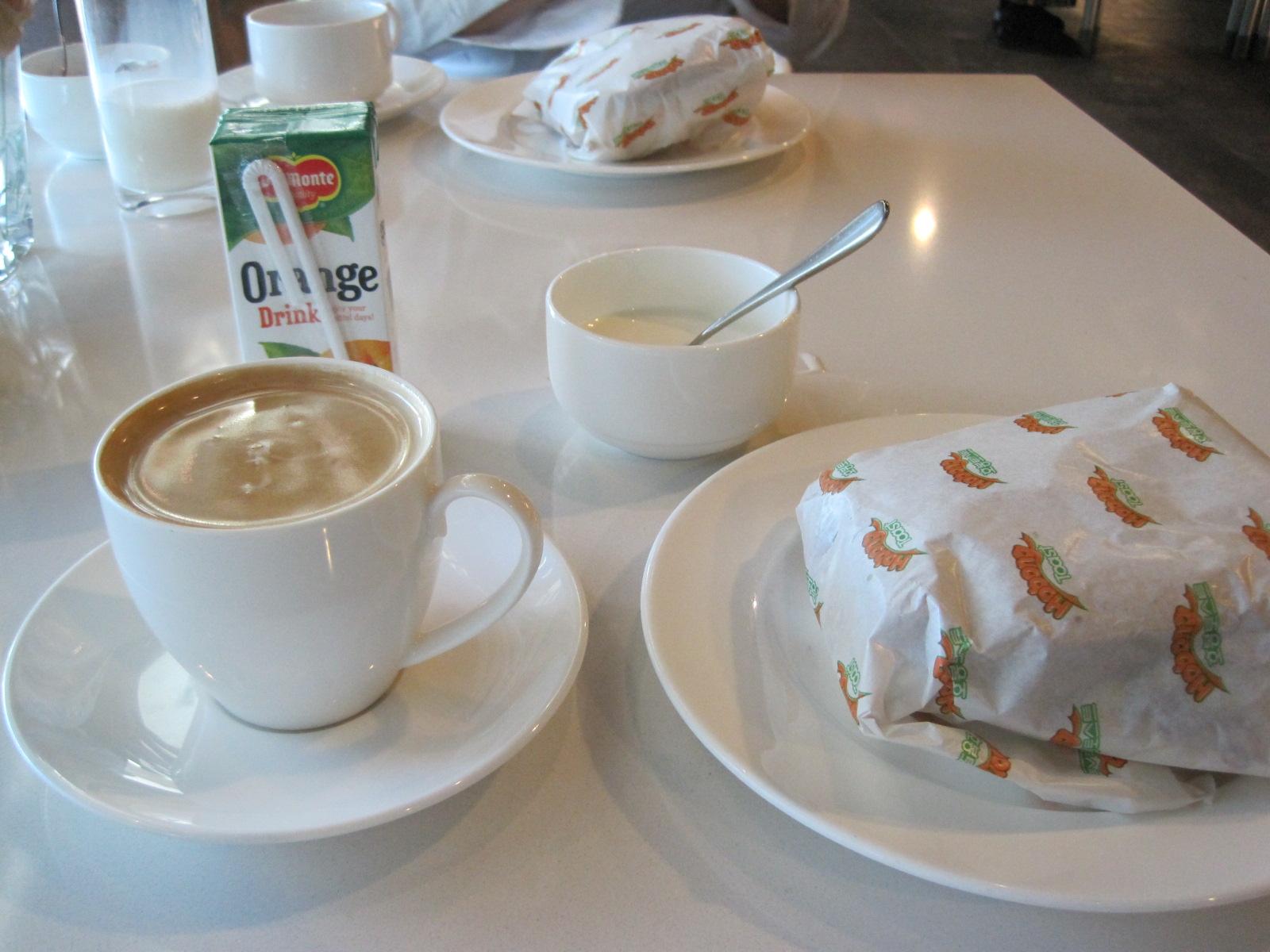 初めてのソウル ♪ ⑦ ホボントーストの朝食 南大門市場でお買い物!_f0236260_19174254.jpg