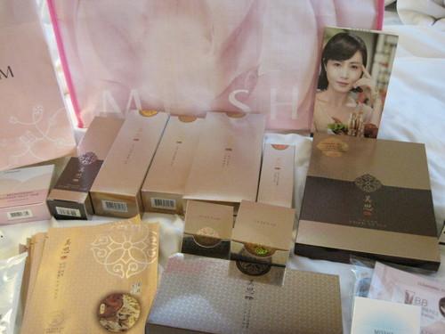 初めてのソウル ♪ ⑦ ホボントーストの朝食 南大門市場でお買い物!_f0236260_1947206.jpg